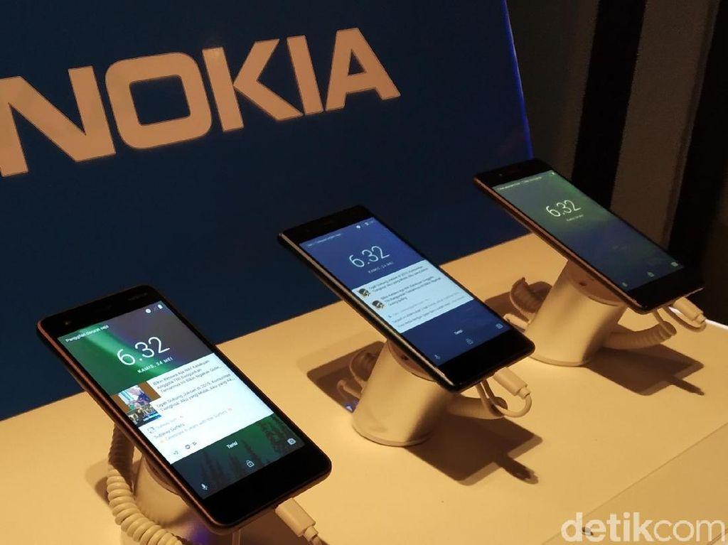 Seluruh Varian Nokia Kebagian Android P