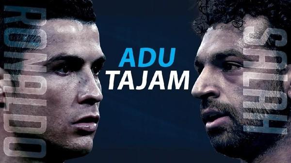 Lebih Hebat Siapa di Liga Champions, Ronaldo atau Salah?