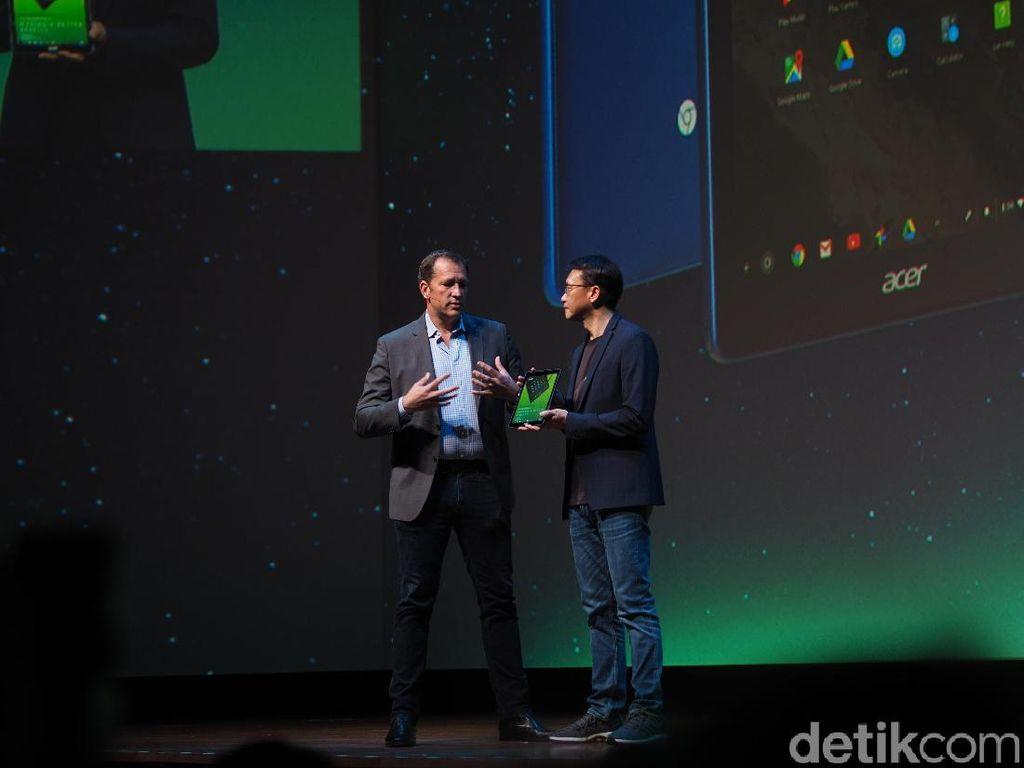 Acer Luncurkan Swift 5, Layar Besar Baterai Gahar