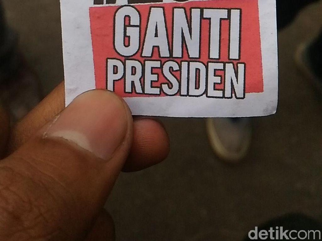 Bawaslu: Takjil #2019GantiPresiden Bukan Pelanggaran
