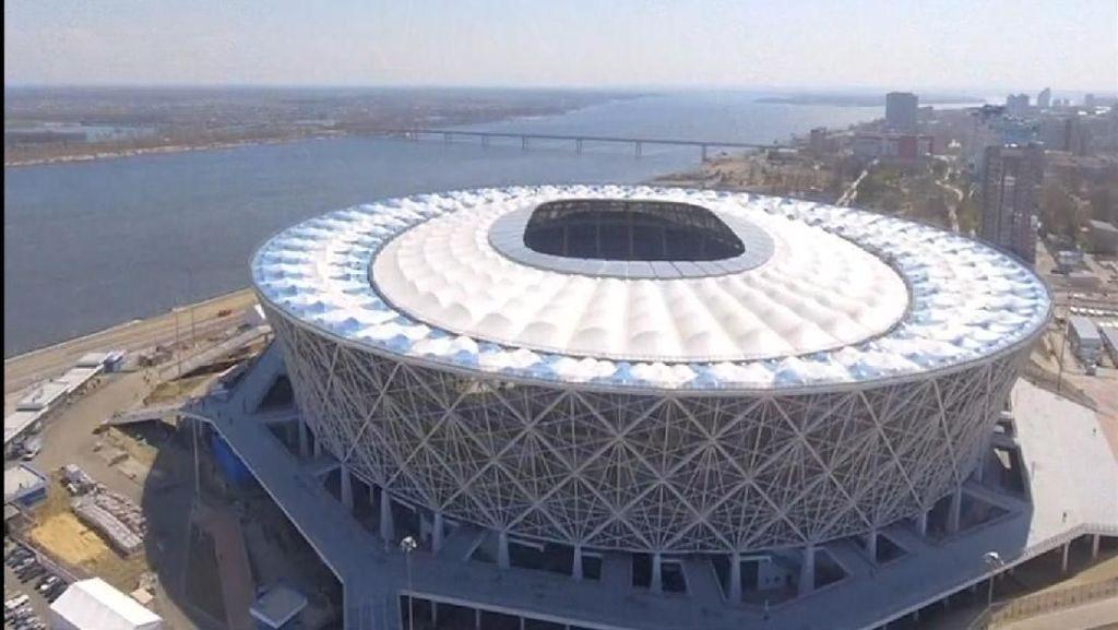 Kemegahan Stadion untuk Piala Dunia di Rusia