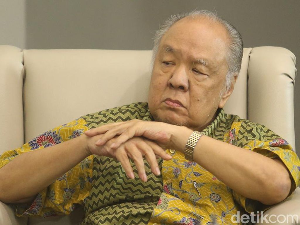 Ekonom Era Soeharto Wafat, Ahok: Terima Kasih atas Keteladanannya