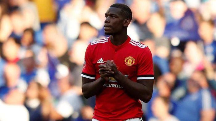Paul Pogba tak pernah peduli dengan harga mahal dirinya (Lee Smith/Action Images via Reuters)
