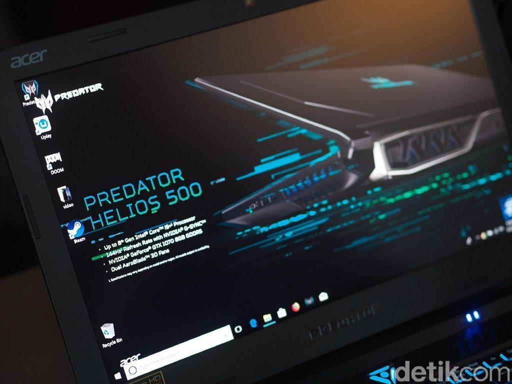 Acer Klaim Predator Series Nomor 1 di Asia-Pasifik