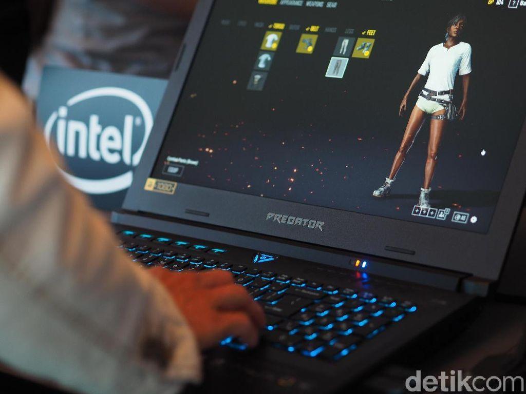 Acer Pede Laptop Gaming-nya Jawara di Indonesia