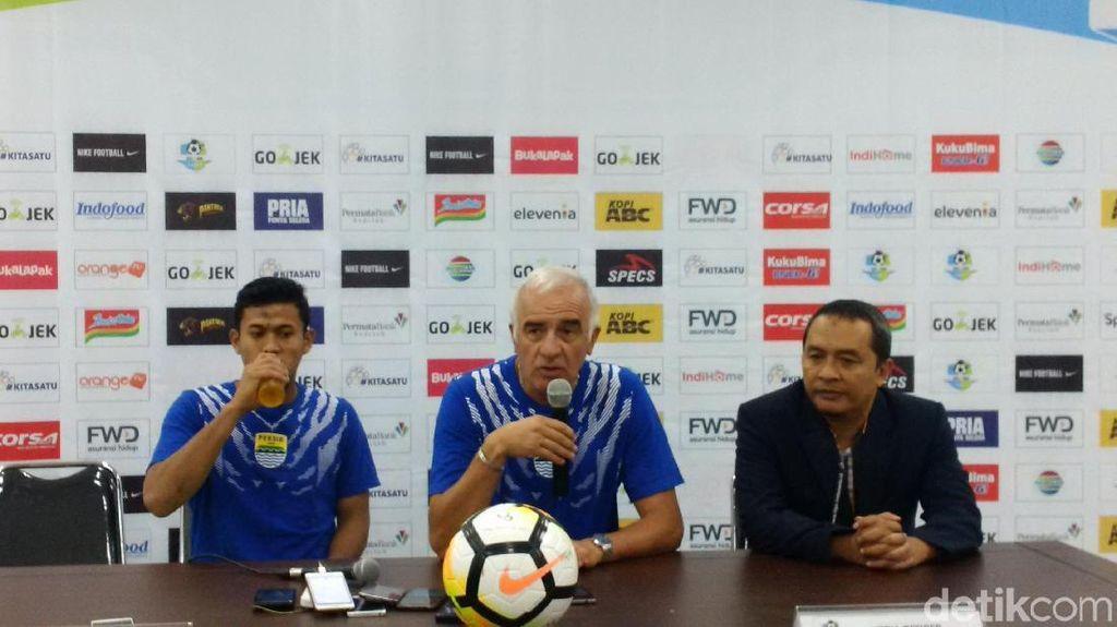 Persib Langsung Alihkan Fokus ke Bali United