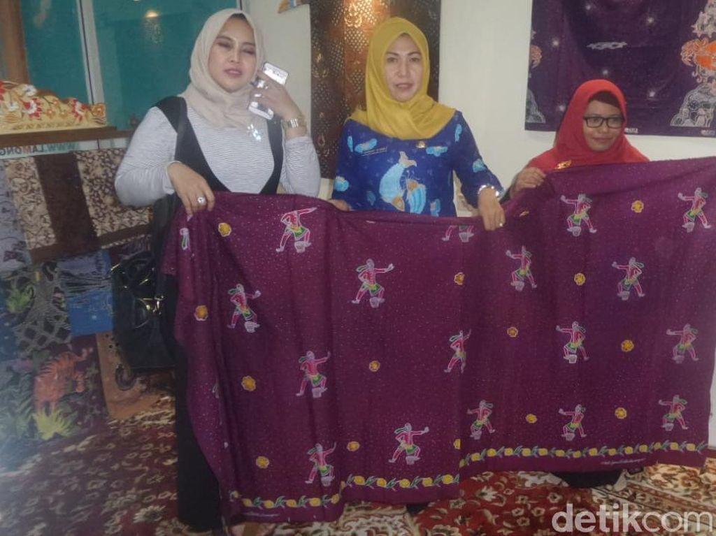 Batik Mbah Guru, Batik Desa yang Menembus Dunia