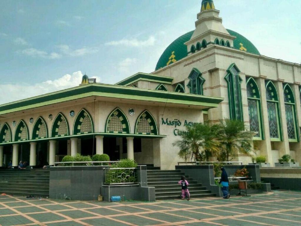 Pemkab Tiadakan Salat Idul Adha di Halaman Masjid Agung Ciamis