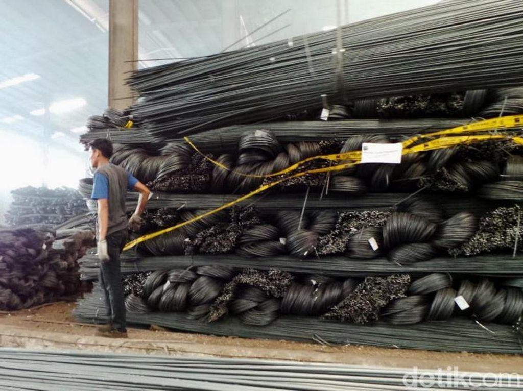 Warning! Impor Baja Murah Ancam Industri Dalam Negeri