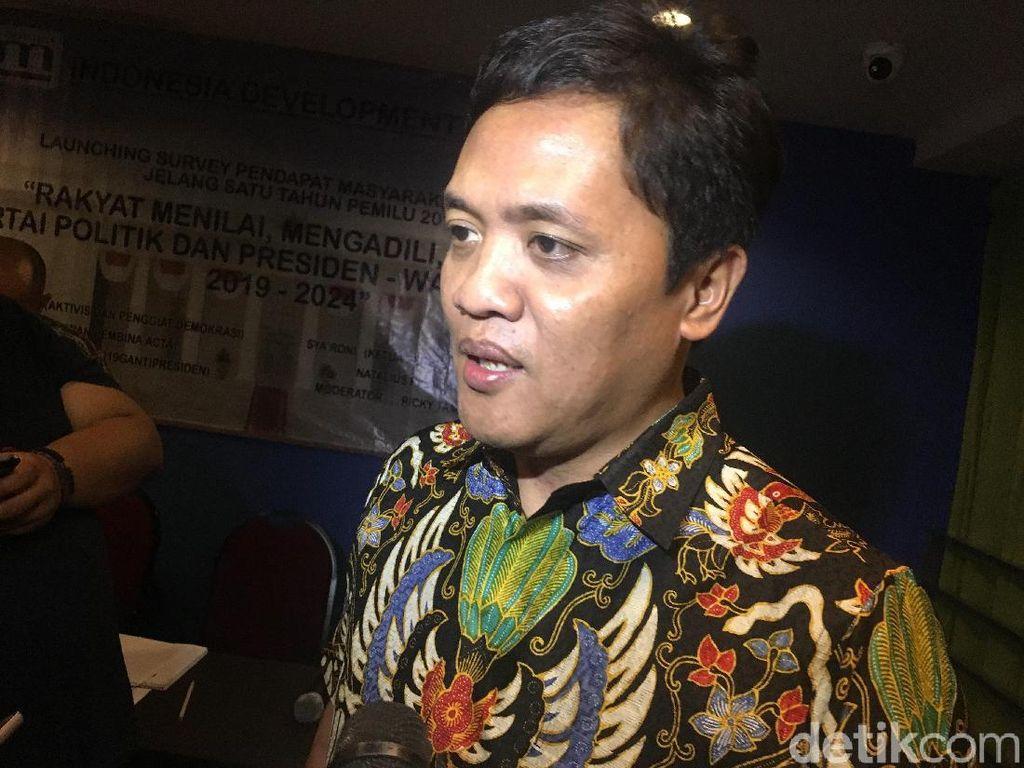 Rizal Ramli-Surya Paloh Saling Lapor, Habiburokhman: Mereka Sahabat