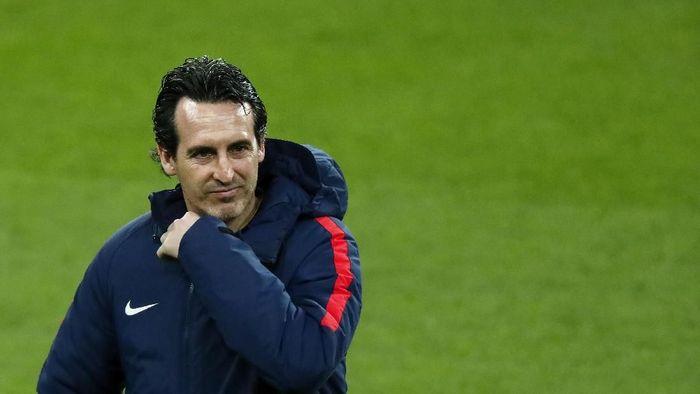 Unai Emery punya rekor buruk melawan Pep Guardiola dan Jose Mourinho (Foto: Gonzalo Arroyo Moreno/Getty Images)