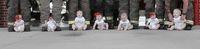 Cute! Saat 7 Ayah dan Bayinya Foto Bareng