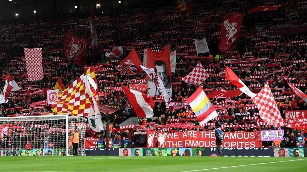 Nobar Final Liga Champions Sekaligus Beramal Bareng BIGREDS
