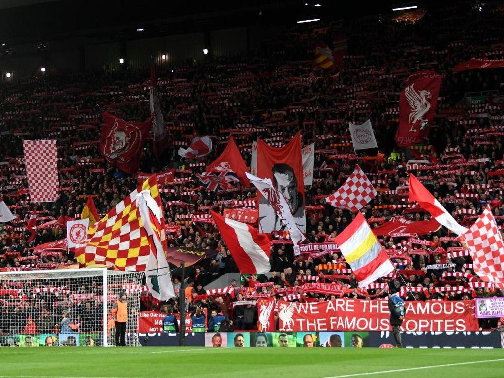 Ada Satu Hal yang Bikin Madrid Iri dengan Liverpool