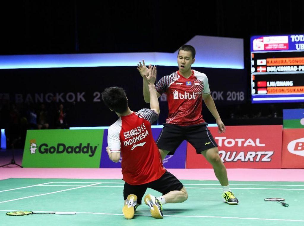 Ini Turnamen untuk Ganda Putra Pelatnas Sebelum ke Asian Games 2018