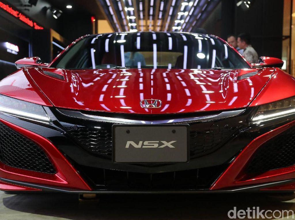 Begini Rasanya Duduk di Kabin Honda NSX