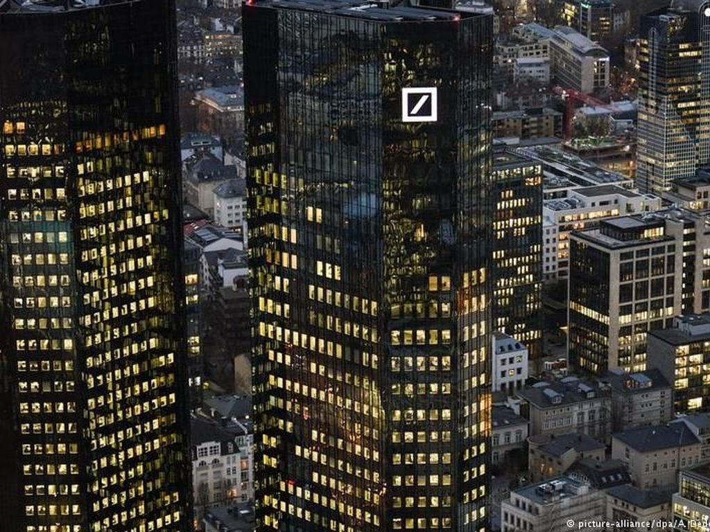 AS Usut Keterlibatan Deutsche Bank di Skandal 1MDB