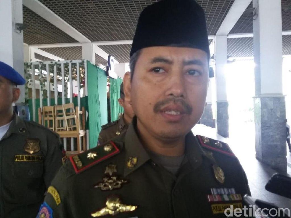 500 Personel Satpol PP akan Amankan Tarawih 26 Mei di Istiqlal