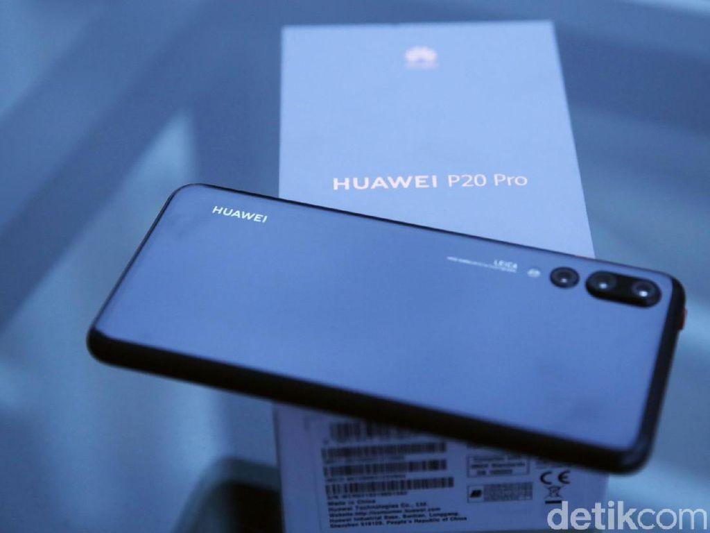 Ini Perangkat Huawei dan Honor yang Cicipi GPU Turbo
