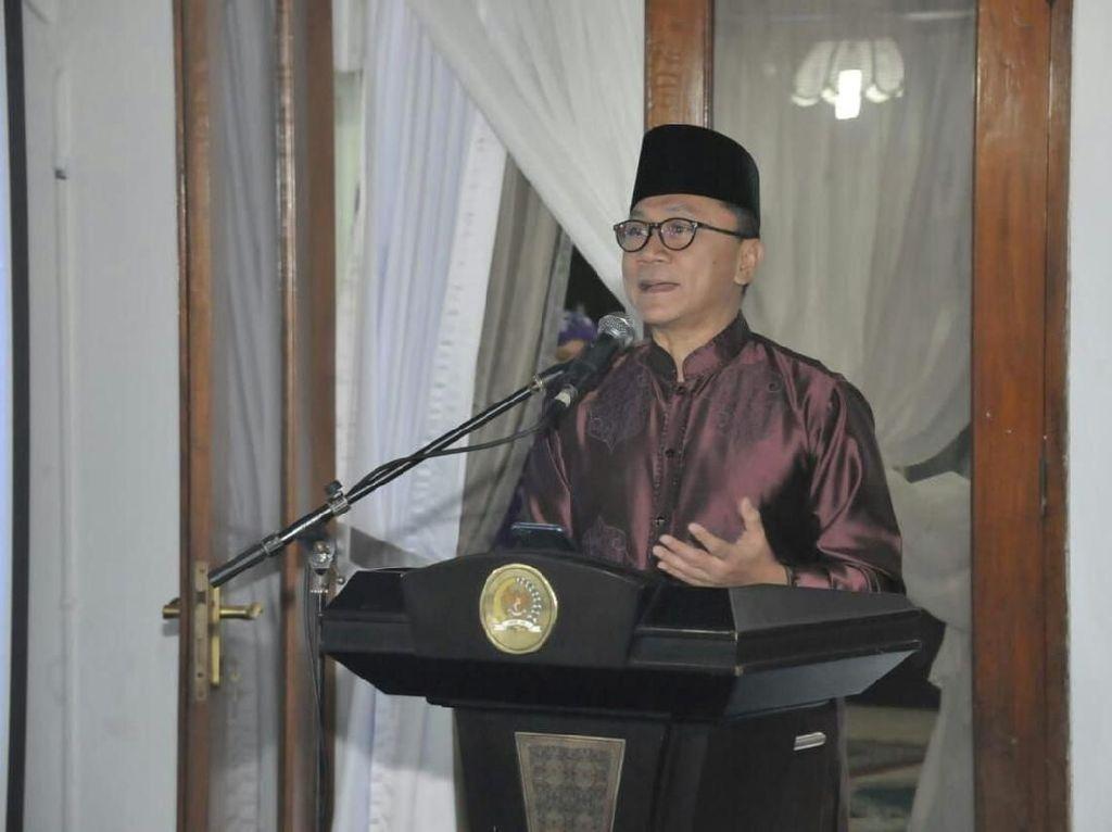 Ketua MPR Ajak KAHMI Pelopori Persatuan dan Kesatuan Bangsa