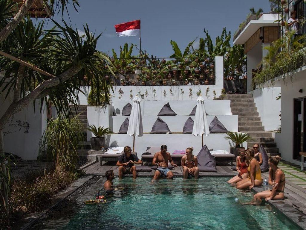 Hebat! Hostel di Bali Jadi yang Paling Instagramable Sedunia