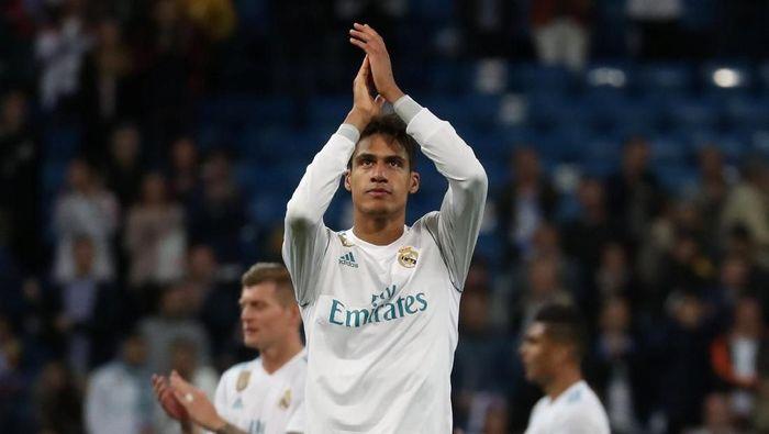 Real Madrid diklaim cuma beruntung bisa ke final Liga Champions. (Foto: Susana Vera/Reuters)