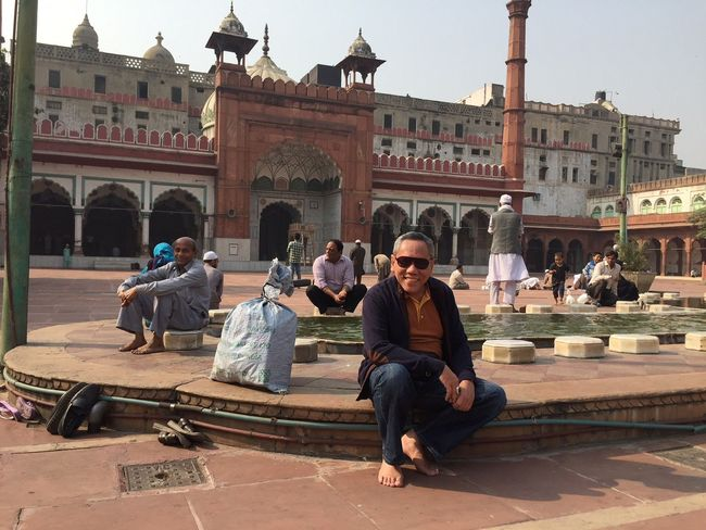 Hasil carian imej untuk Ramadan di New Delhi, Mencari Tarawih AC dan Masala Dosa