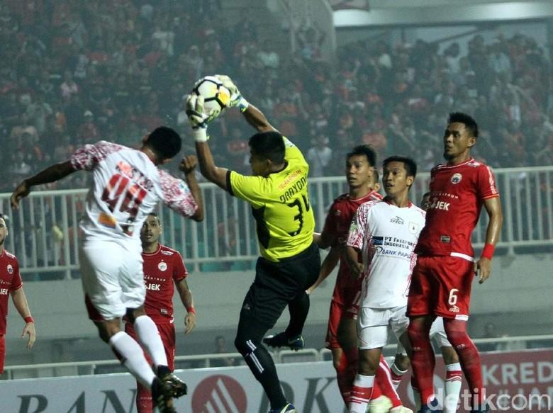 Kalahkan Persipura 2-0, Persija Putus Rentetan Kekalahan