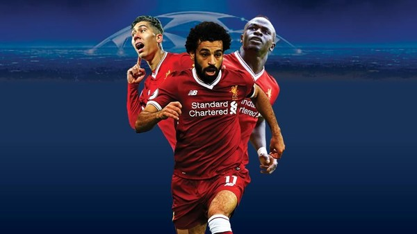Road to Final Liga Champions 2017/2018: Liverpool
