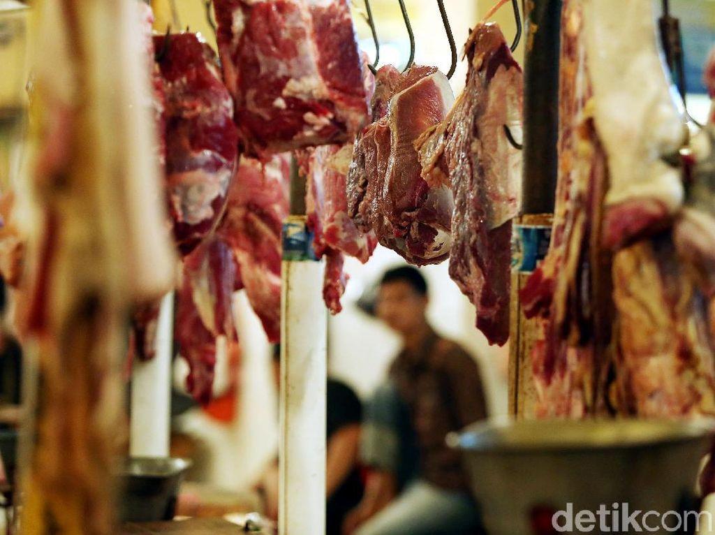 Mau Beli Daging Sapi Rp 80 Ribu/Kg, Datang ke Pasar Ini
