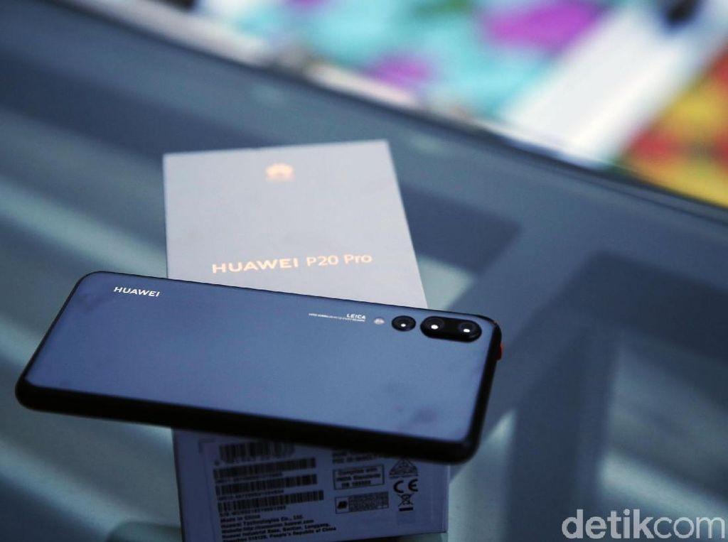 Ponsel Huawei Akali Tes Benchmark?