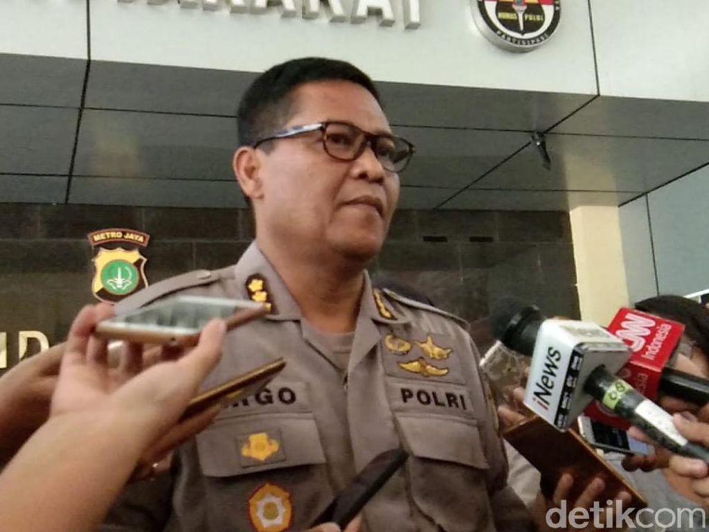 Polisi Minta Warga Terlibat Amankan JPO dari Pelemparan Batu
