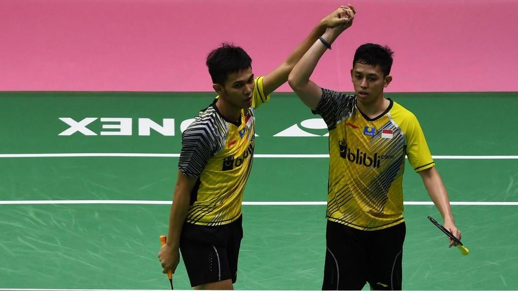 Singkirkan Malaysia, Tim Piala Thomas Indonesia Tantang China