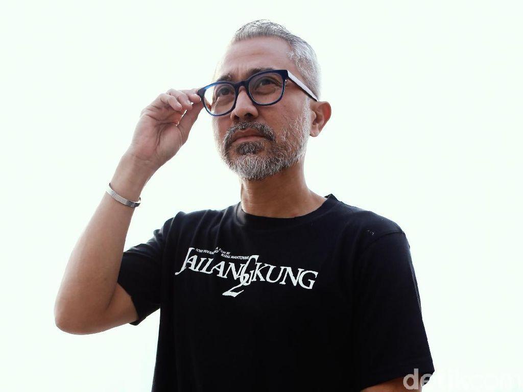 Lukman Sardi Jadi Sosok Amir Hamzah di Panggung Teater
