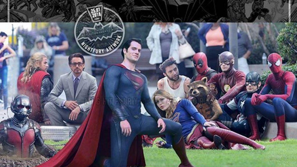 Photoshop Superhero Karya Anak Surabaya Pancing Ryan Reynolds