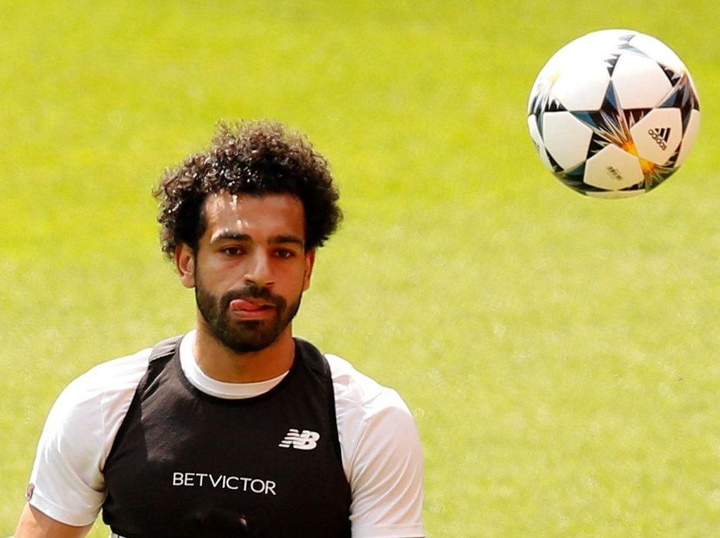 Tantangan Giggs untuk Salah di Final Liga Champions