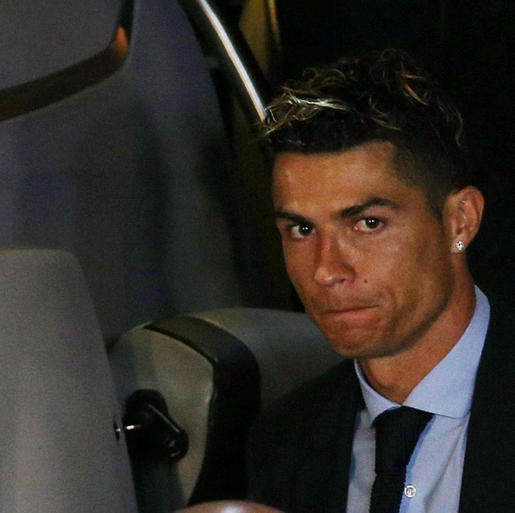 Ronaldo Dikontrak Juventus Empat Tahun