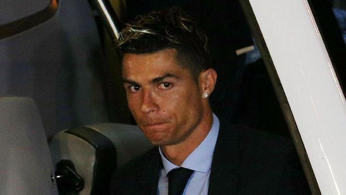 Pemain baru Juventus, Cristiano Ronaldo. (Foto: Viacheslav Ratynskyi/Reuters)
