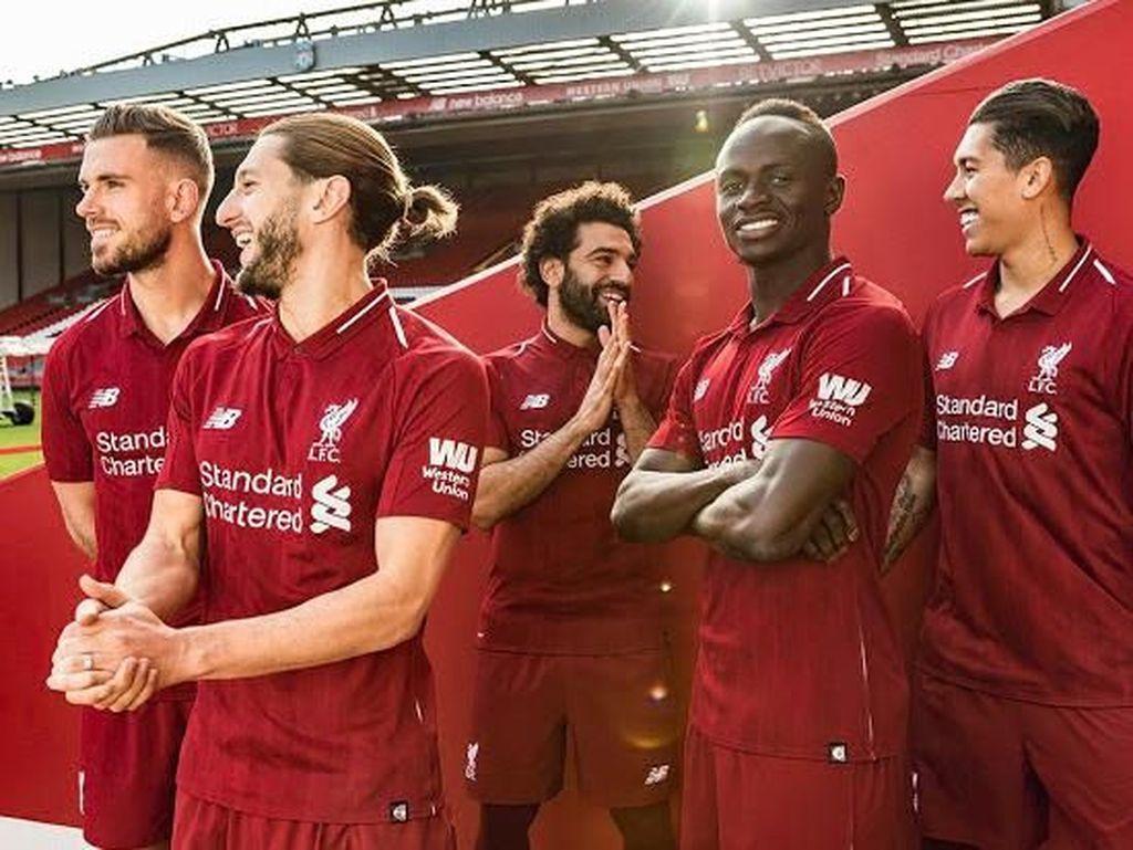 8 Jersey Termahal di Premier League 2018/2019