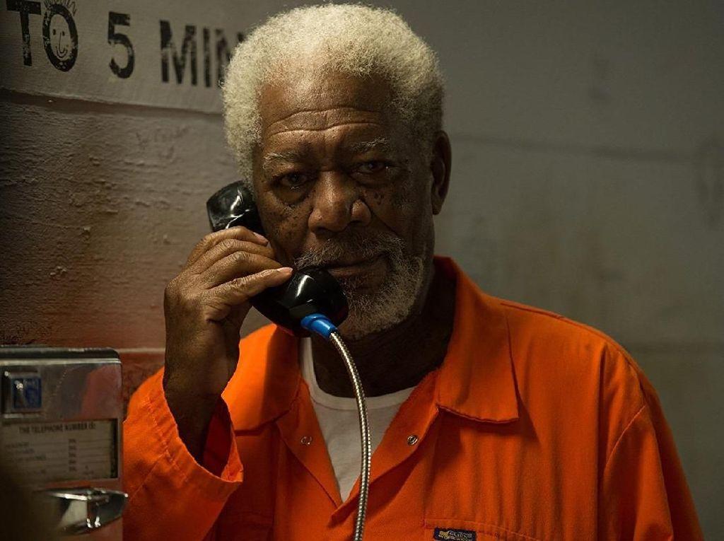 Waduh! Morgan Freeman Dituding Lakukan Pelecehan Seksual