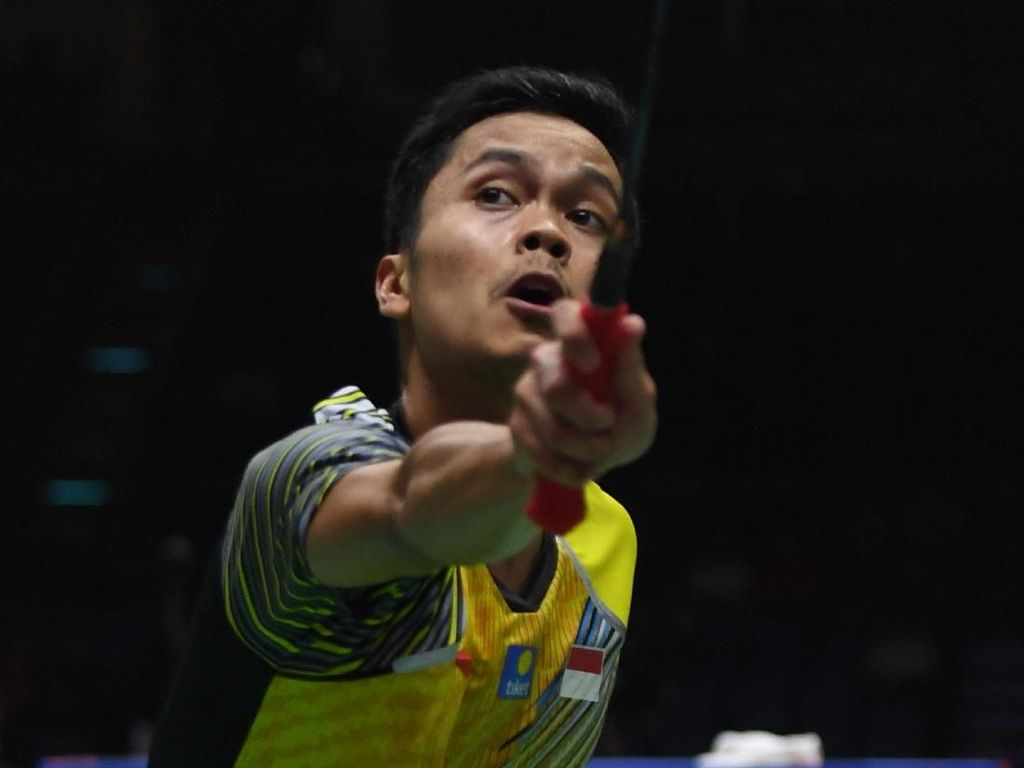 Ini Susunan Pemain Indonesia Vs China di Semifinal Piala Thomas