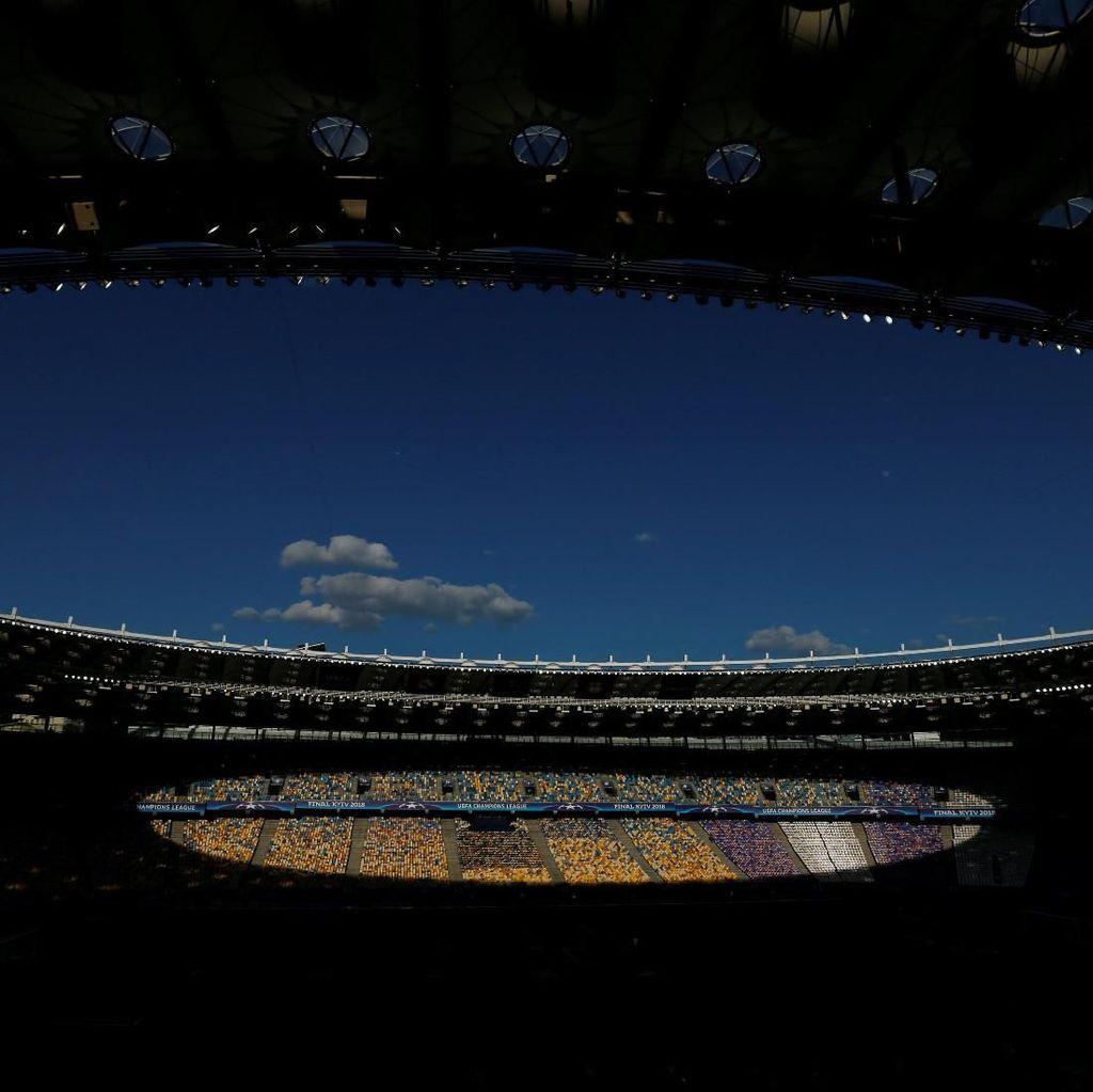 Jelang Final Liga Champions, Sempat Ada Teror Bom Dekat Kiev