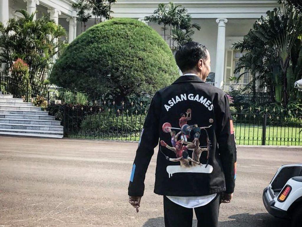 Tips Bisnis Customization dari Si Pencipta Jaket Kekinian Jokowi