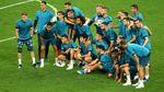 Madrid Pasang Kuda-kuda Jelang Hadapi Liverpool