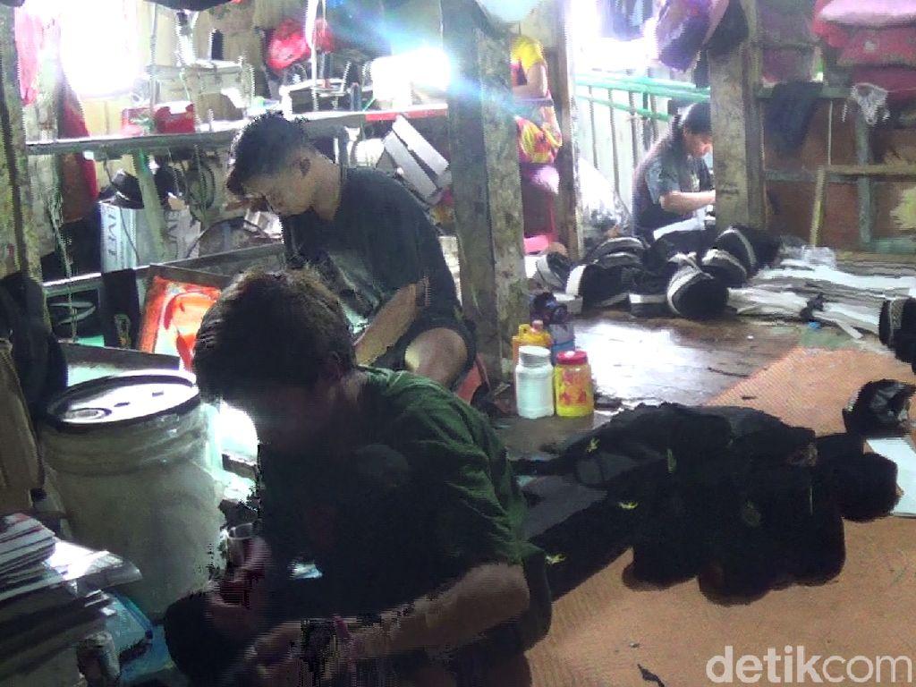 Berkah Ramadan, Perajin di Makassar Kebanjiran Order 500 Peci/Hari