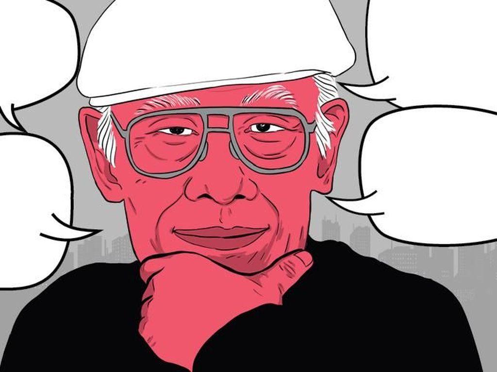 #MengenangPram, Baca Kutipan Pramoedya Ananta Toer yang Tak Lekang Waktu