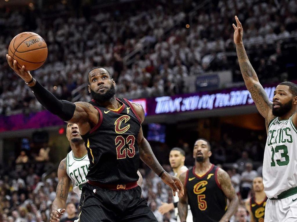 Cavs Paksa Celtics Lakoni Final Hingga Gim Ketujuh