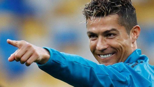 Cristiano Ronaldo bertekad membawa Juventus juara Liga Champions.