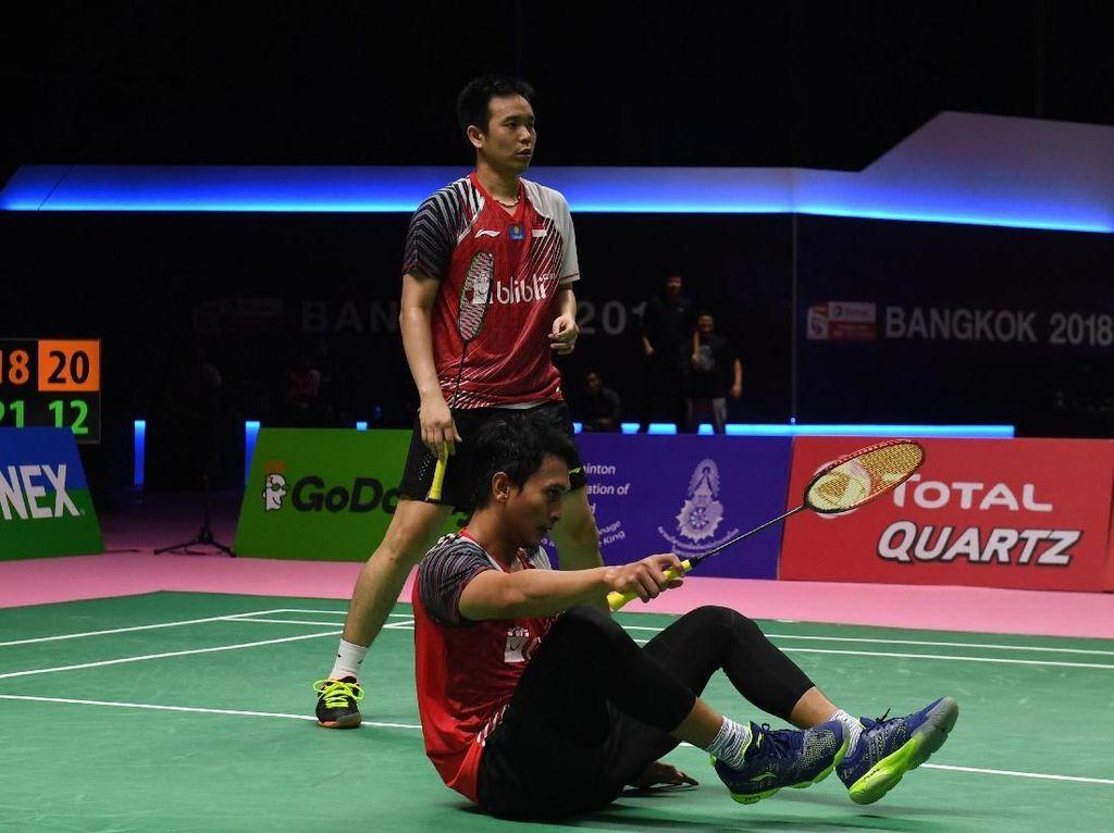 Setelah Uber, Tim Indonesia Kandas Di Piala Thomas 2018