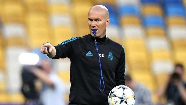 Cepat atau Lambat, Zidane Diyakini Akan Tangani Timnas Prancis
